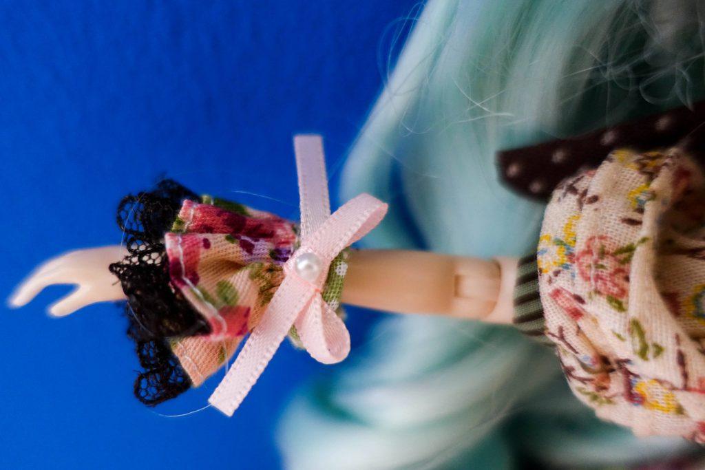 Pullip alice du jardin mint wristlet komonogatari for Alice du jardin pullip